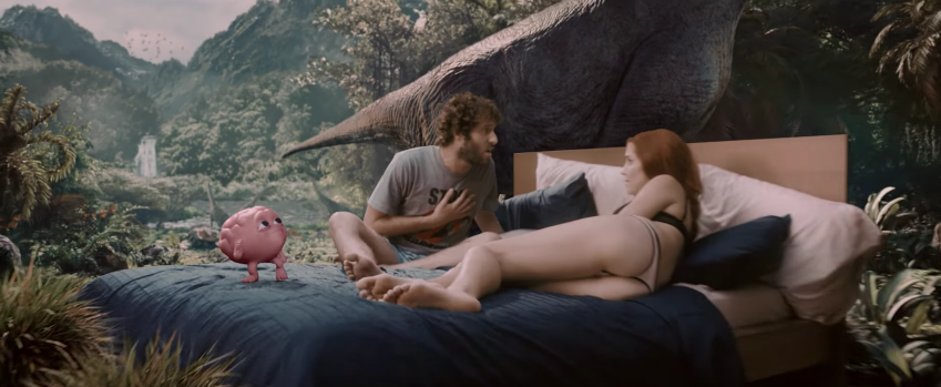 Lil Dicky Had the Weirdest, Most Clever Music Video of 2017