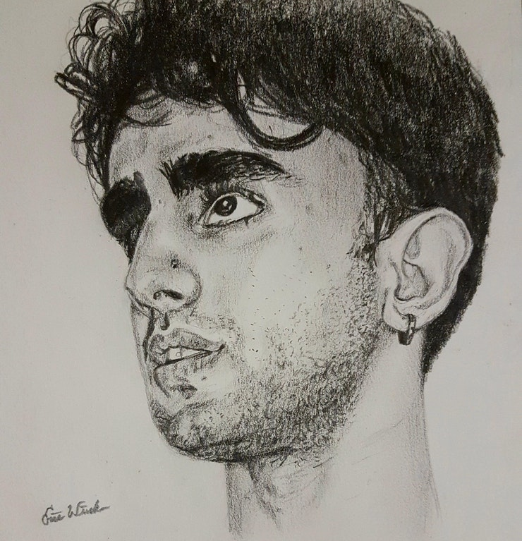 romil drawing