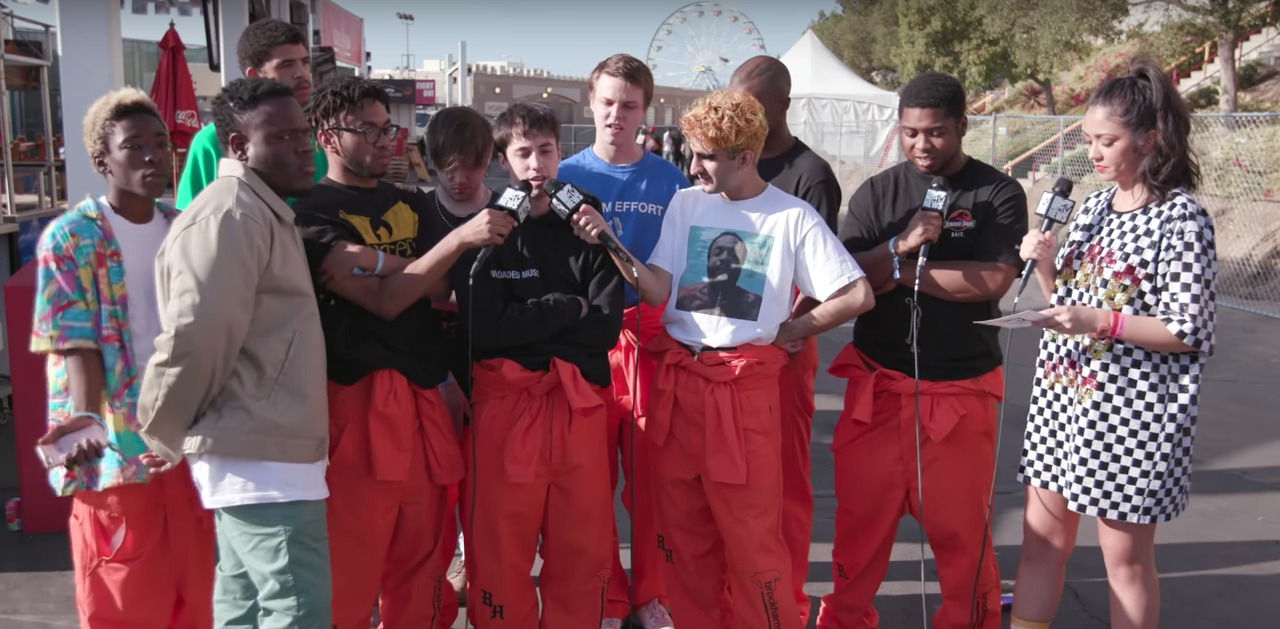 Here's Every Interview BROCKHAMPTON Ever Gave As Independent Artists
