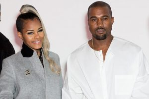 Kanye West Teyana Taylor album