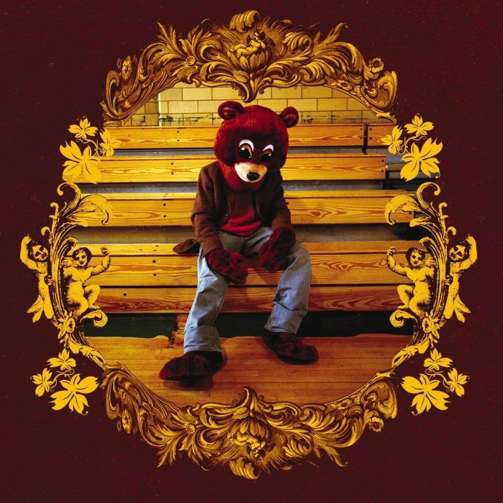 college dropout album