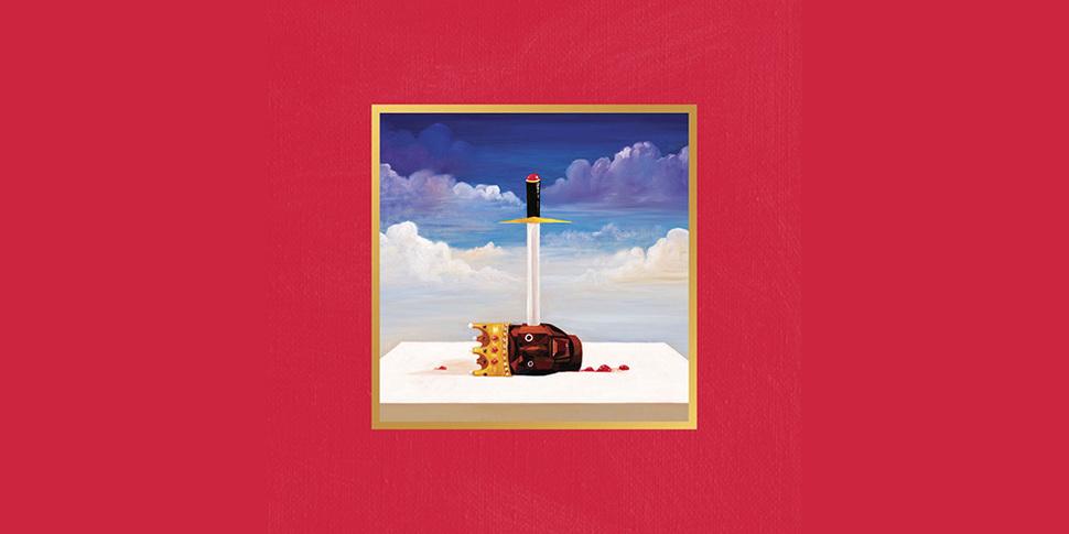 kanye mbdtf album