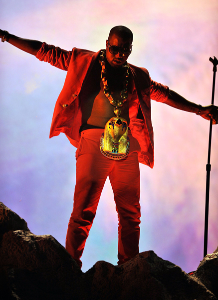 Kanye West my beautiful dark twisted fantasy awards