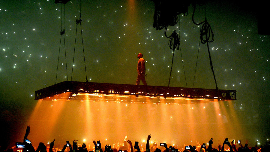 The Erratic Data behind TLOP, Kanye's Most Complicated Album
