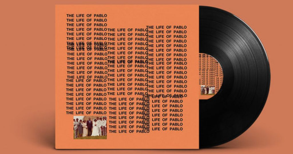 life of pablo album cover