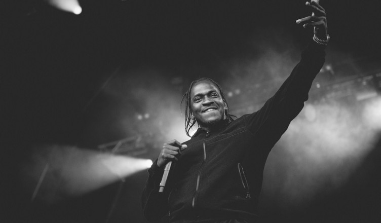 DAYTONA is Officially the Most Drug-Heavy Album of Pusha T's Career