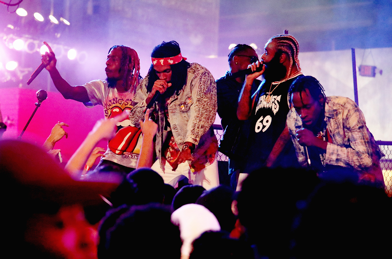 "Inside the Tour: Flatbush Zombies ""Vacation in Hell"""