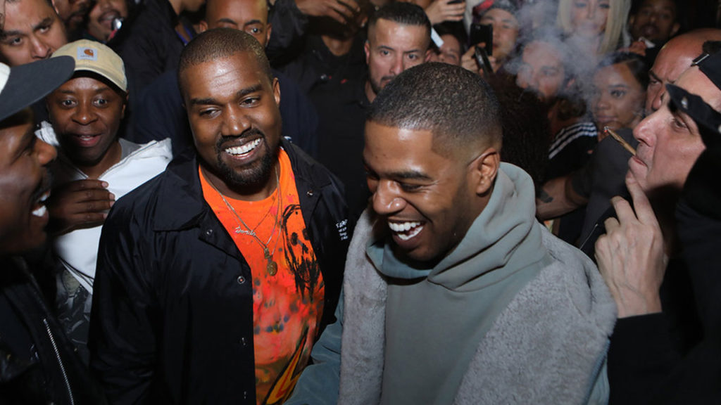 KIDS SEE GHOSTS: Tracking Kanye and Cudi's Fight Against Mental Illness