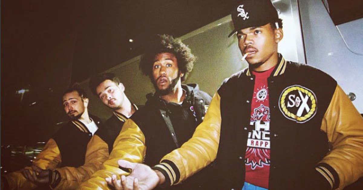 The Collective Rise of the Social Experiment, Donnie Trumpet, and Chance the Rapper
