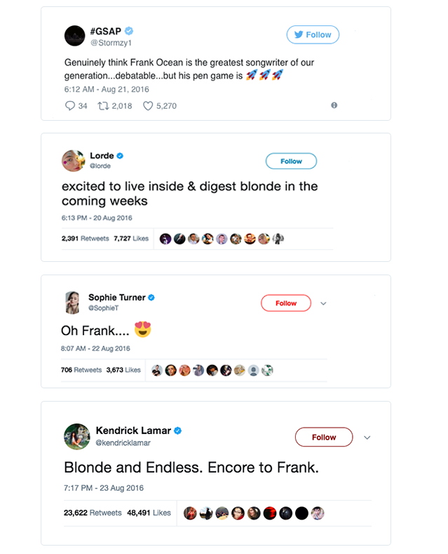 frank ocean influential