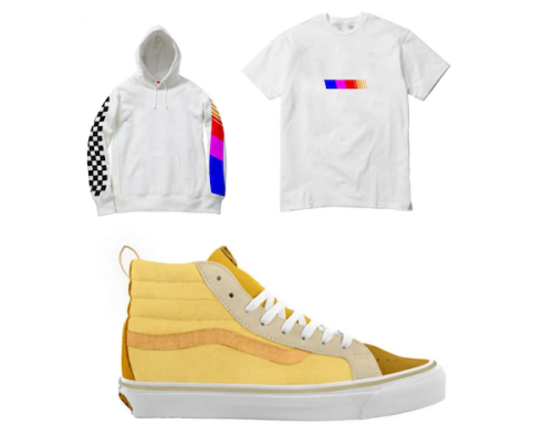 frank ocean blonde merch unreleased