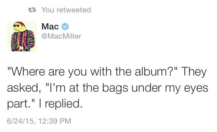 mac miller good am studio