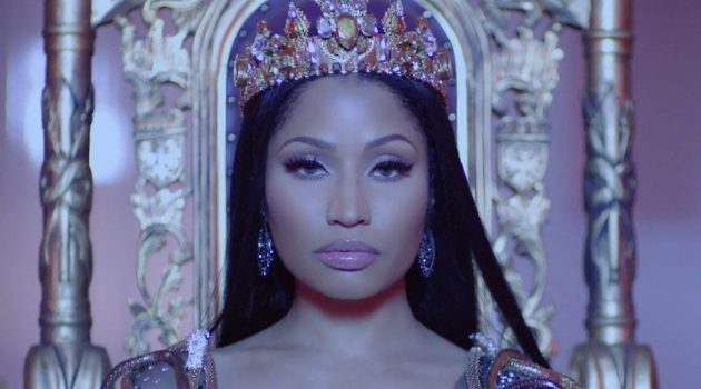 """""""QUEEN"""" of Rap: Nicki Minaj Defends Her Throne with the Most Rap of Her Career"""