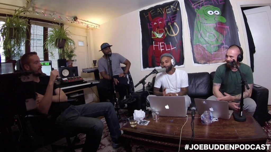 parks joe budden podcast