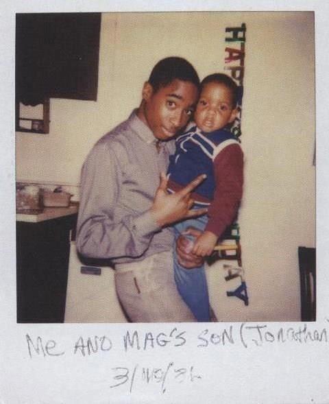 tupac early life