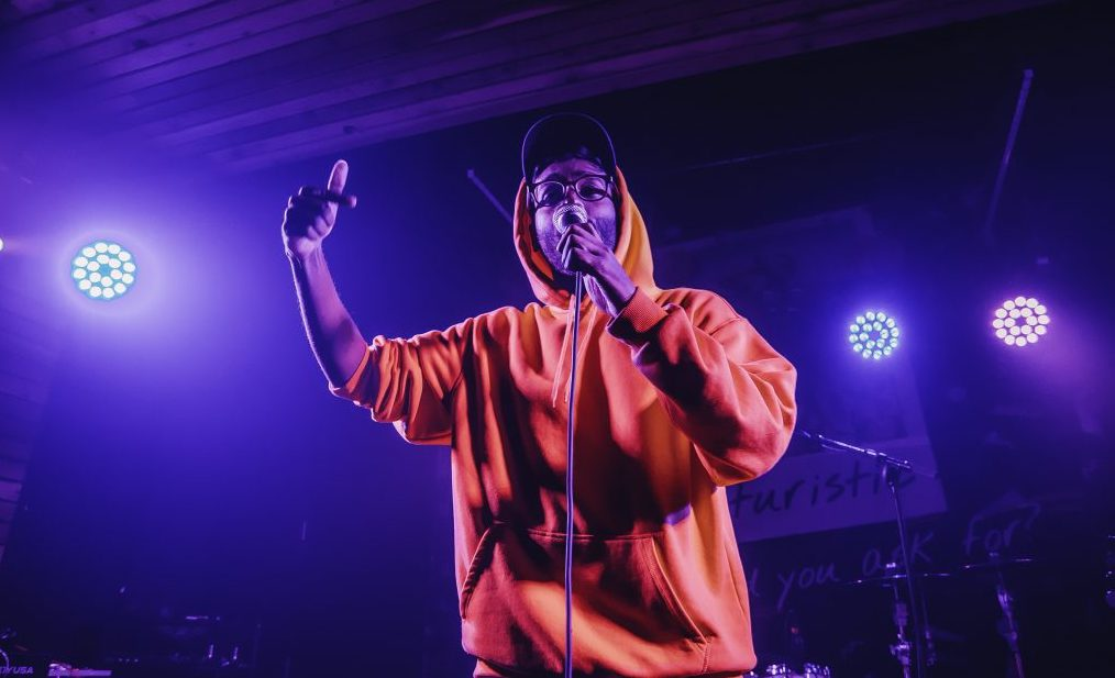 "Abhi the Nomad Takes Hip-Hop Outside Its Comfort Zone (""Marbled"" Tour Interview)"