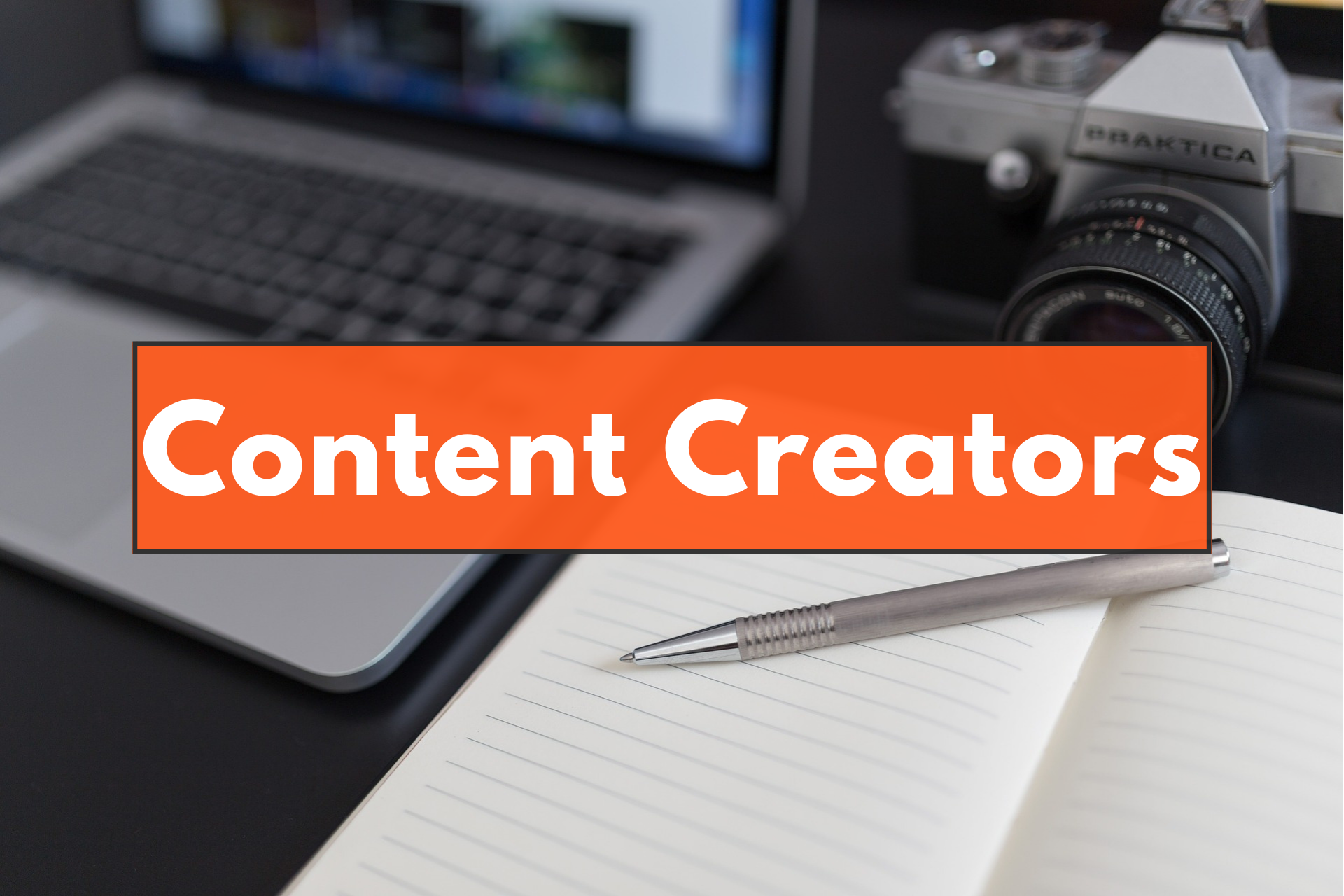 Resources for Content Creators
