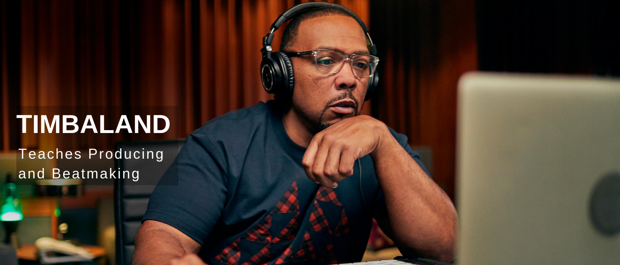 Beatmaking and Production Lessons with Timbaland