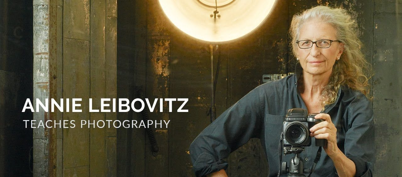 Photography Lessons with Annie Leibovitz