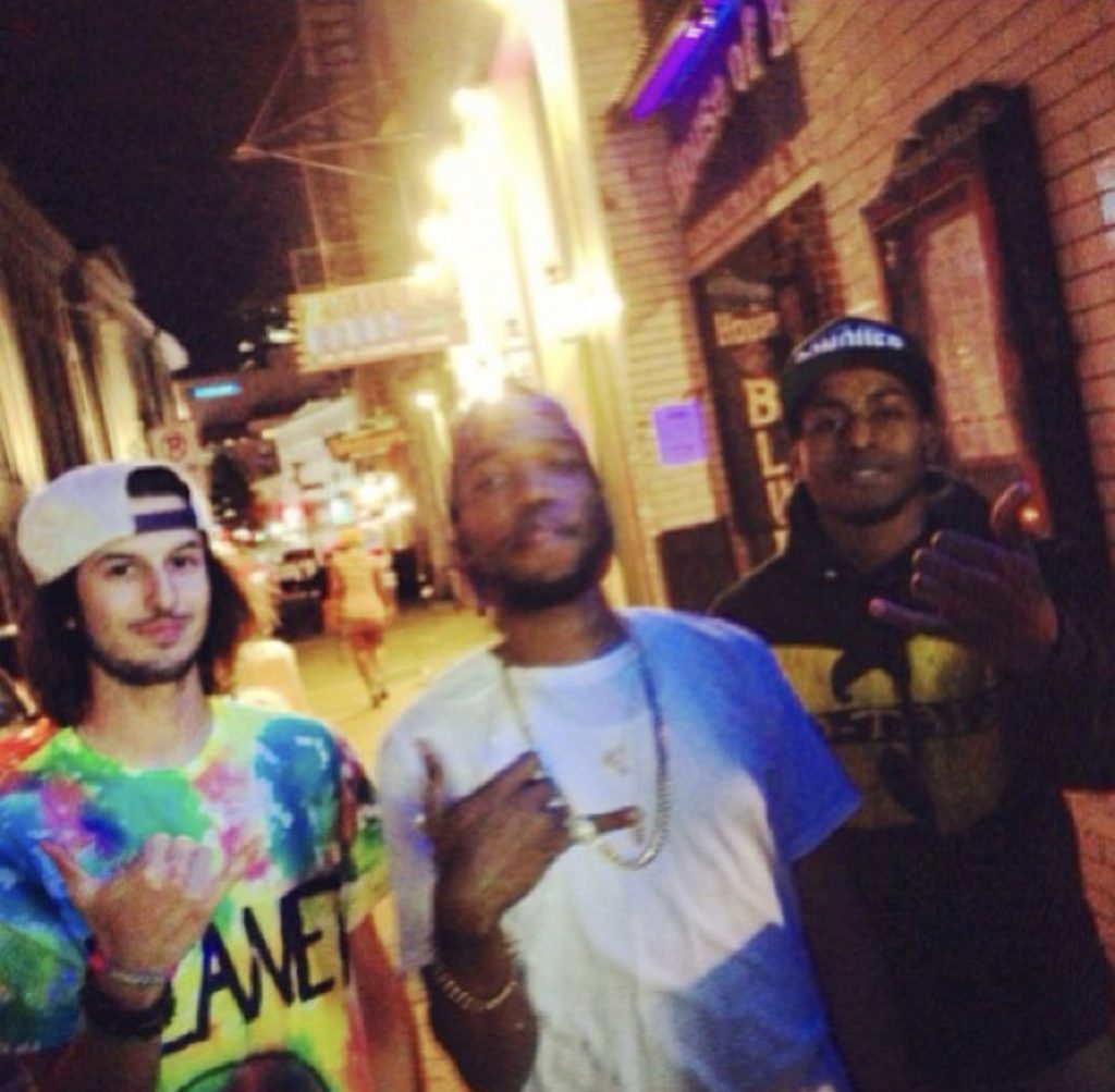 curren$y new orleans community
