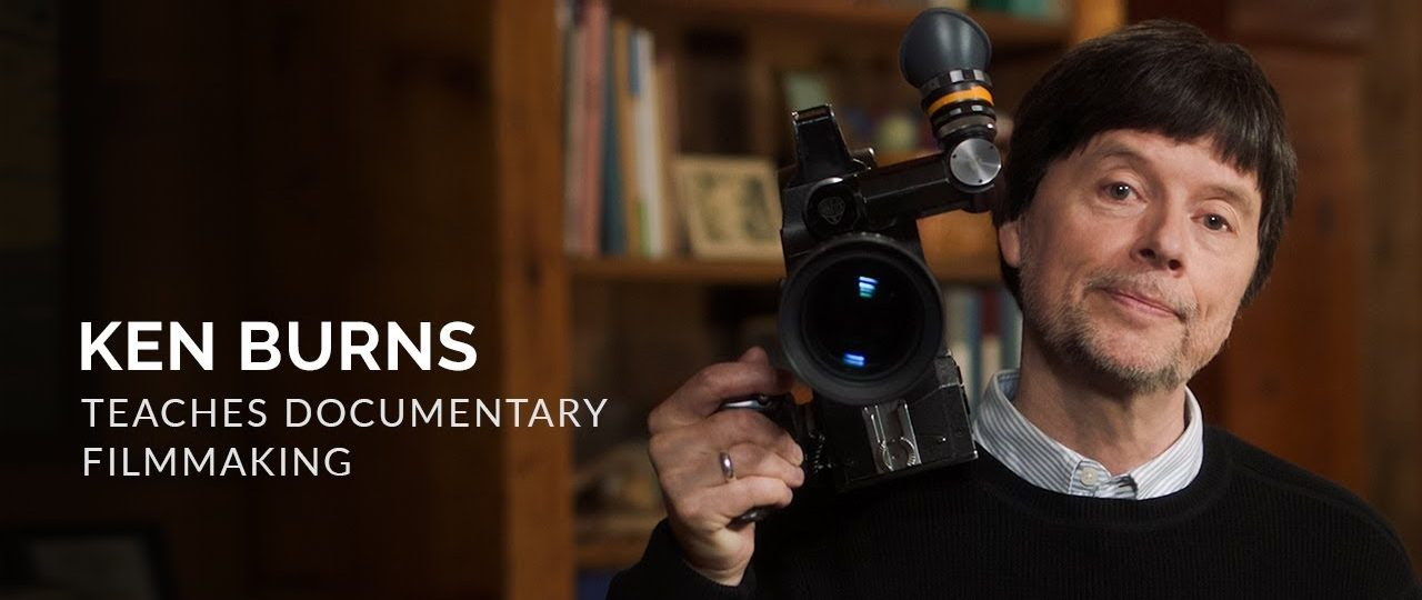 Documentary Filmmaking Lessons with Ken Burns
