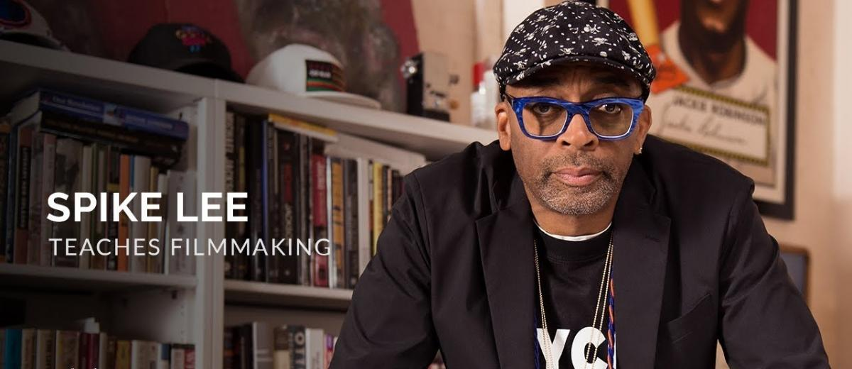 Filmmaking Lessons with Spike Lee