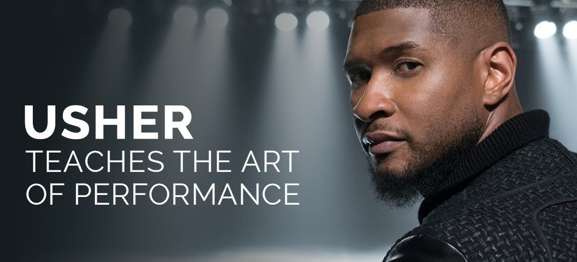 Stage Performance Lessons with Usher