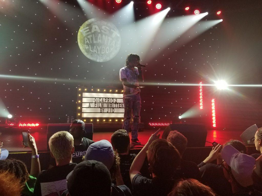 jid rapping live