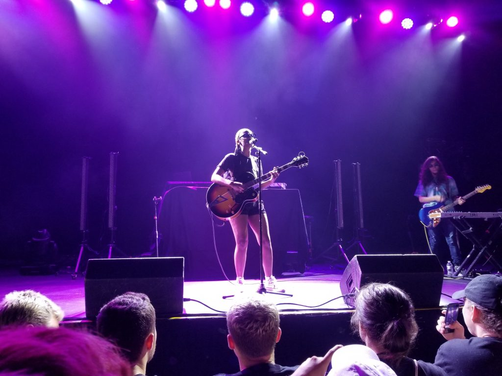 mereba live on tour