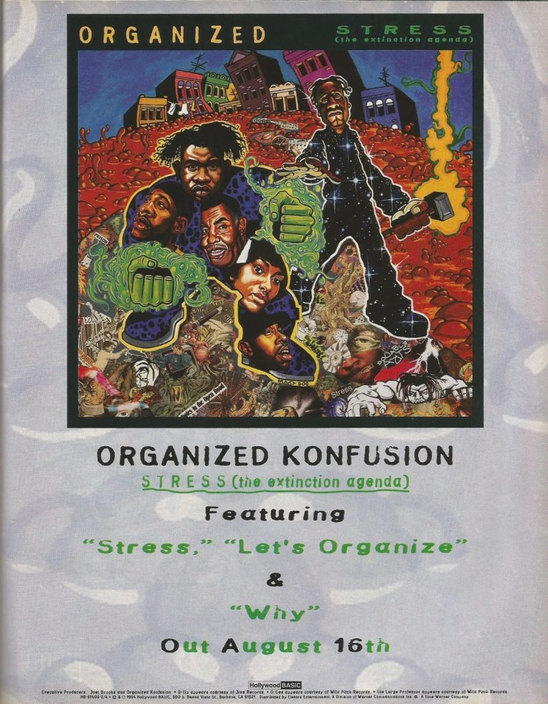 organized konfusion album