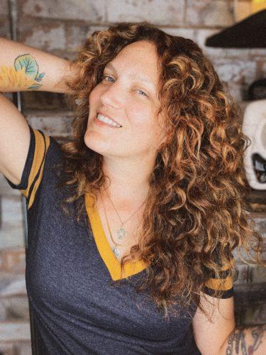Christina Lyon, portrait, photo, Soul's On Fire