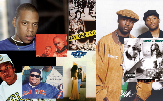 Jay-Z Digital Underground Doctor Dre Original Concept N.W.A Havoc & Prodigy Mobb Deep Havoc & Prodeje South Central Cartel