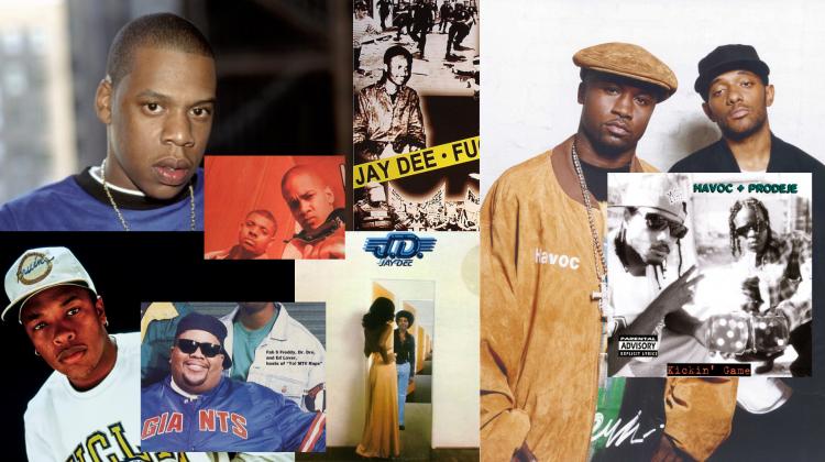 Jay-Z Digital Underground Doctor Dre Original Concept N.W.A Havoc & Prodigy Mobb Deep Havoc & Prodeje South Central Cartel