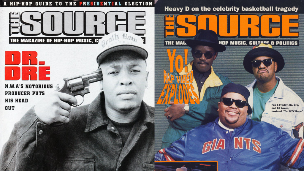 Original Concept N.W.A Def Jam Ruthless Andre Young André Brown