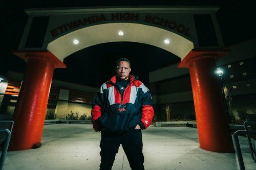 Mike Vick, Anterluz, Football, Promotional Photo