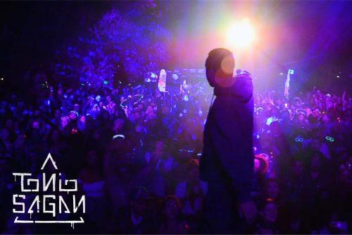 Tonio Sagan Live Show Photo, Crowd