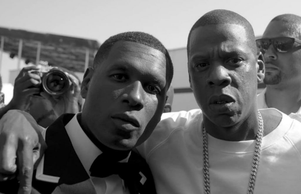 Roc Nation A Written Testimony Shiny Suit Theory