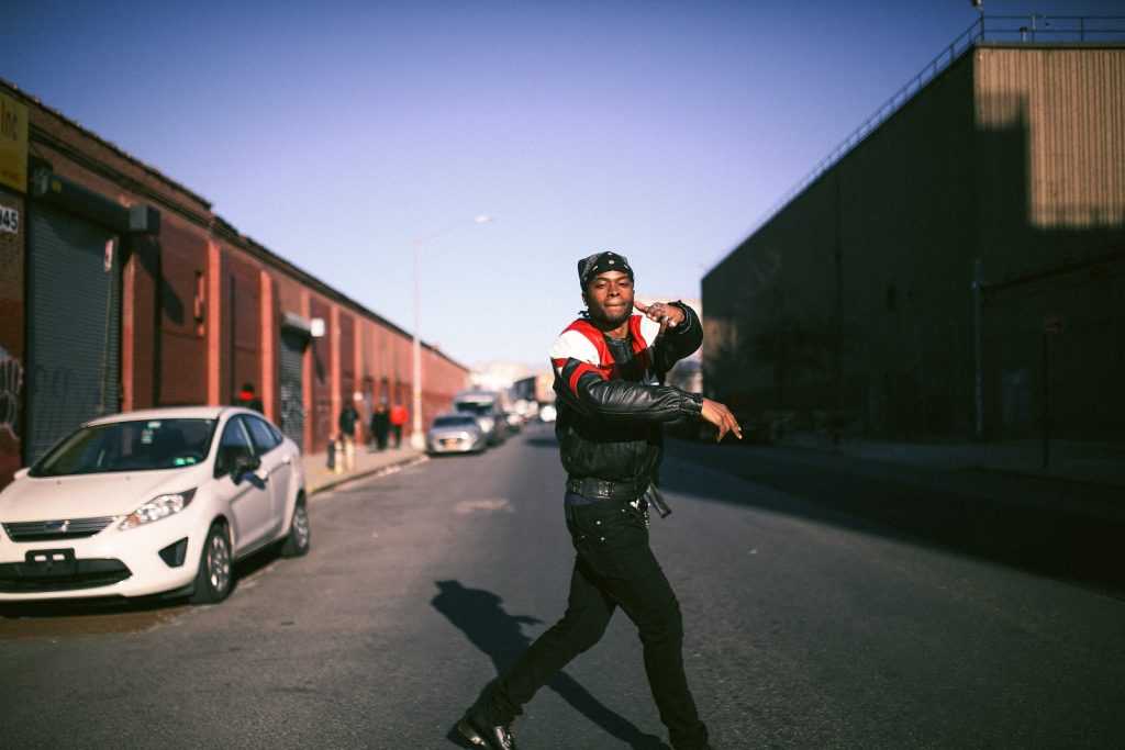 Matt Cleare, Streets, Promotional Photo, Nokia Flip