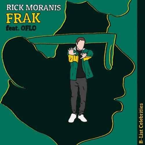 Frak, Rick Moranis, Cover Art