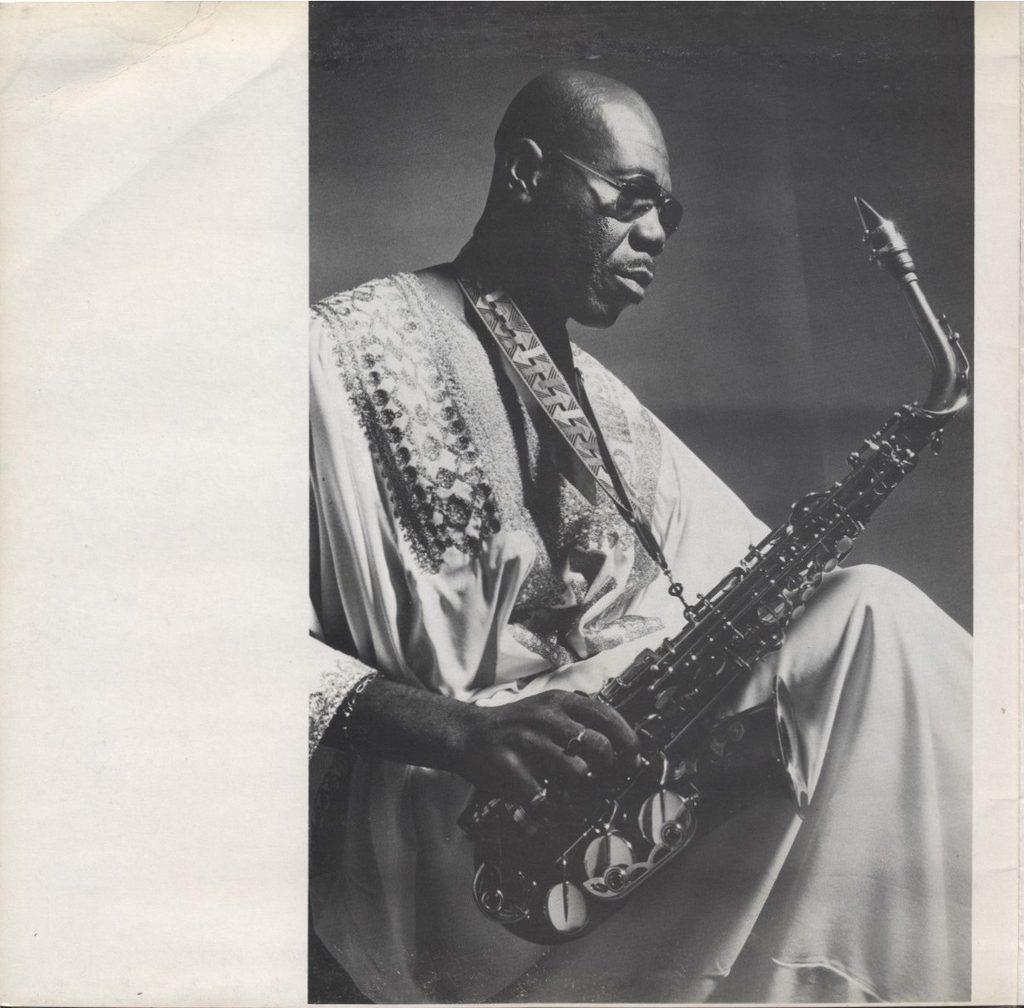 Gatefold Vinyl Anty Dibango Cameroon