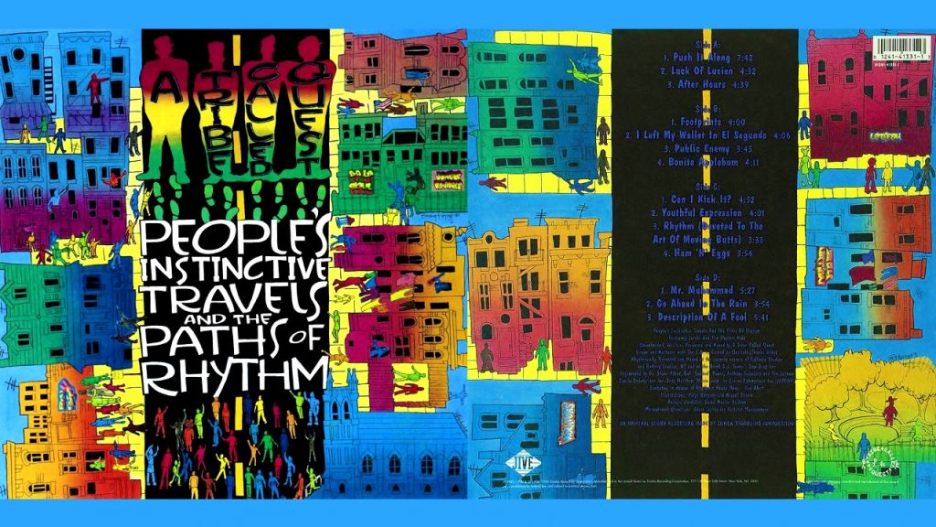 Rediscovering a Tribe Called Quest's 'People's Instinctive Travels and the Paths of Rhythm,' 30 Years On