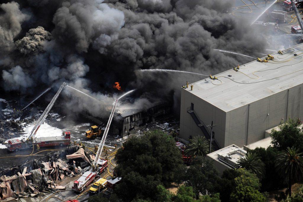 Universal Fire 2008 Vault Music AP