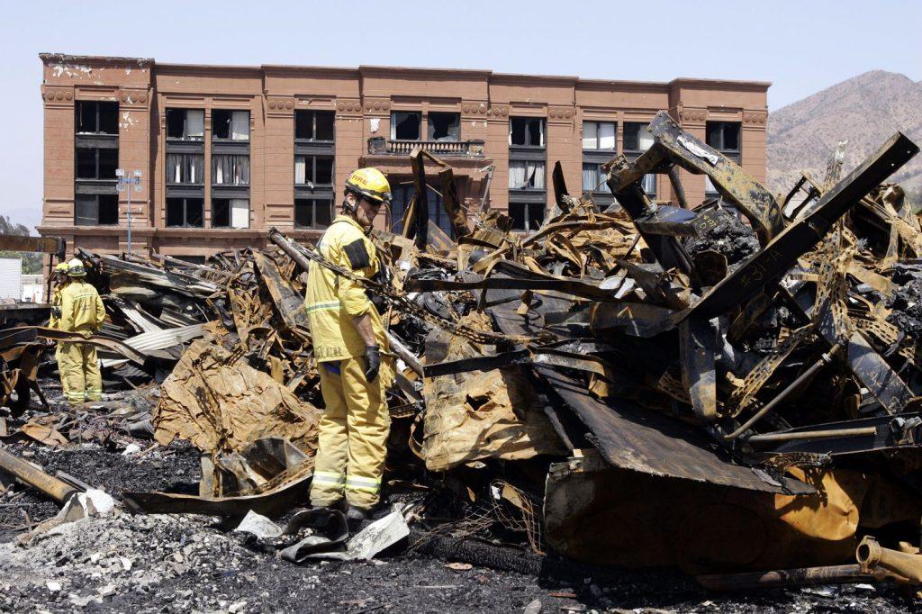 2008 Universal Studios Fire, Vault, Loss, Burned, Master Tapes