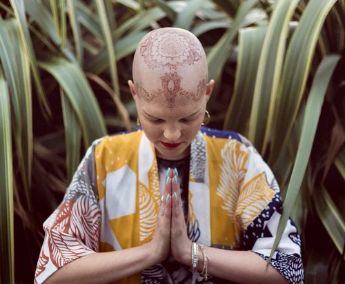 Abi Flynn, Profile Photo, Courage