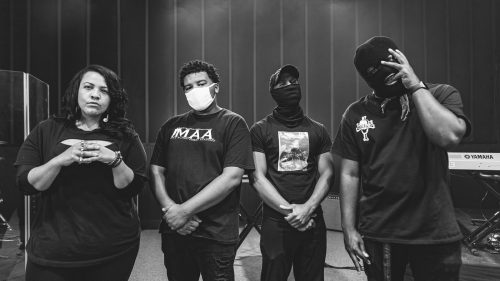 "Carolina Waves presents: 2FLY KNG x Tagem x Lena Jackson x Jooselord's ""Black AF"""