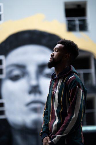 Jaylon Musa, Silent Tears, Promotional Photo
