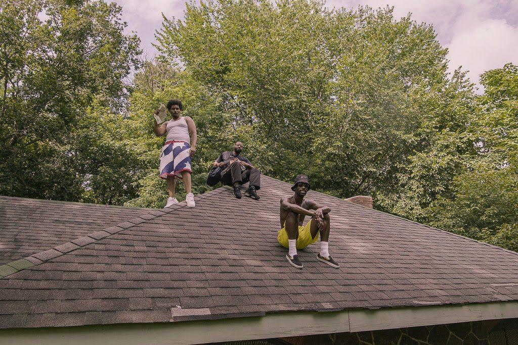 "Why We Like It: Tré Yung aka Donnie Durag's ""No Laughin'"" Ft. Sky Johnson & HighGrades"