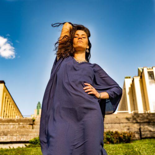 Nora Toutain, Profile Photo