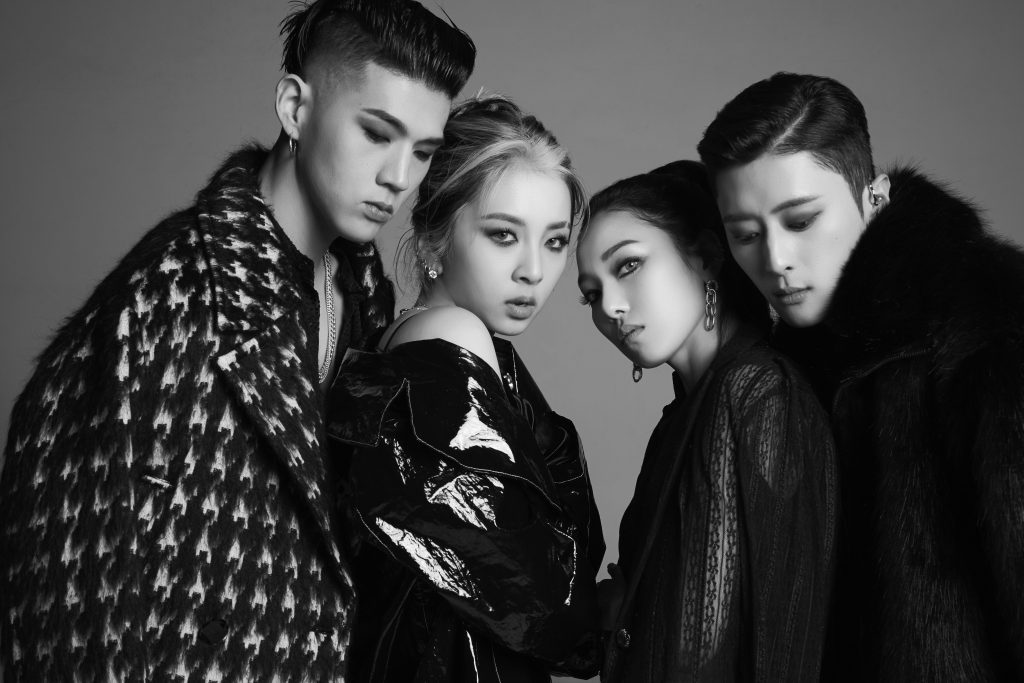 J.Seph, BM, Somin, Jiwoo