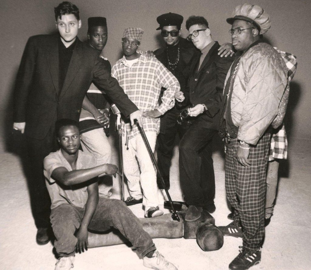 MC Serch, Pete Nice, Zev Love X, MF DOOM, Richie Rich